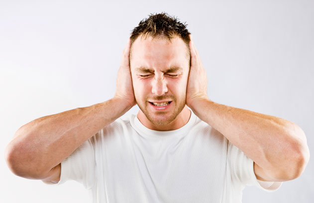 Tinnitus caused by infection juego